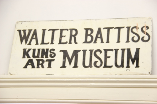 Walter Battiss Museum, by These Walking Boots