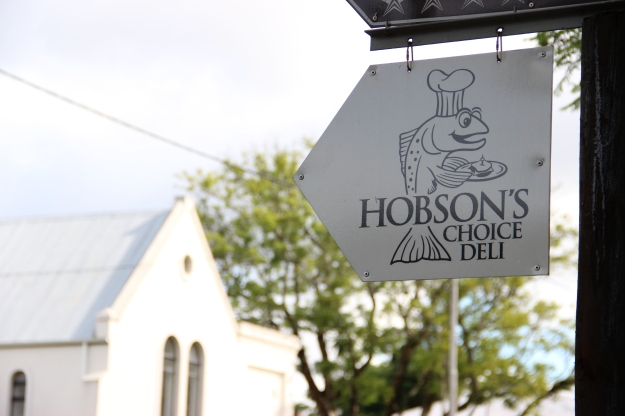 Hobson's Deli, by These Walking Boots